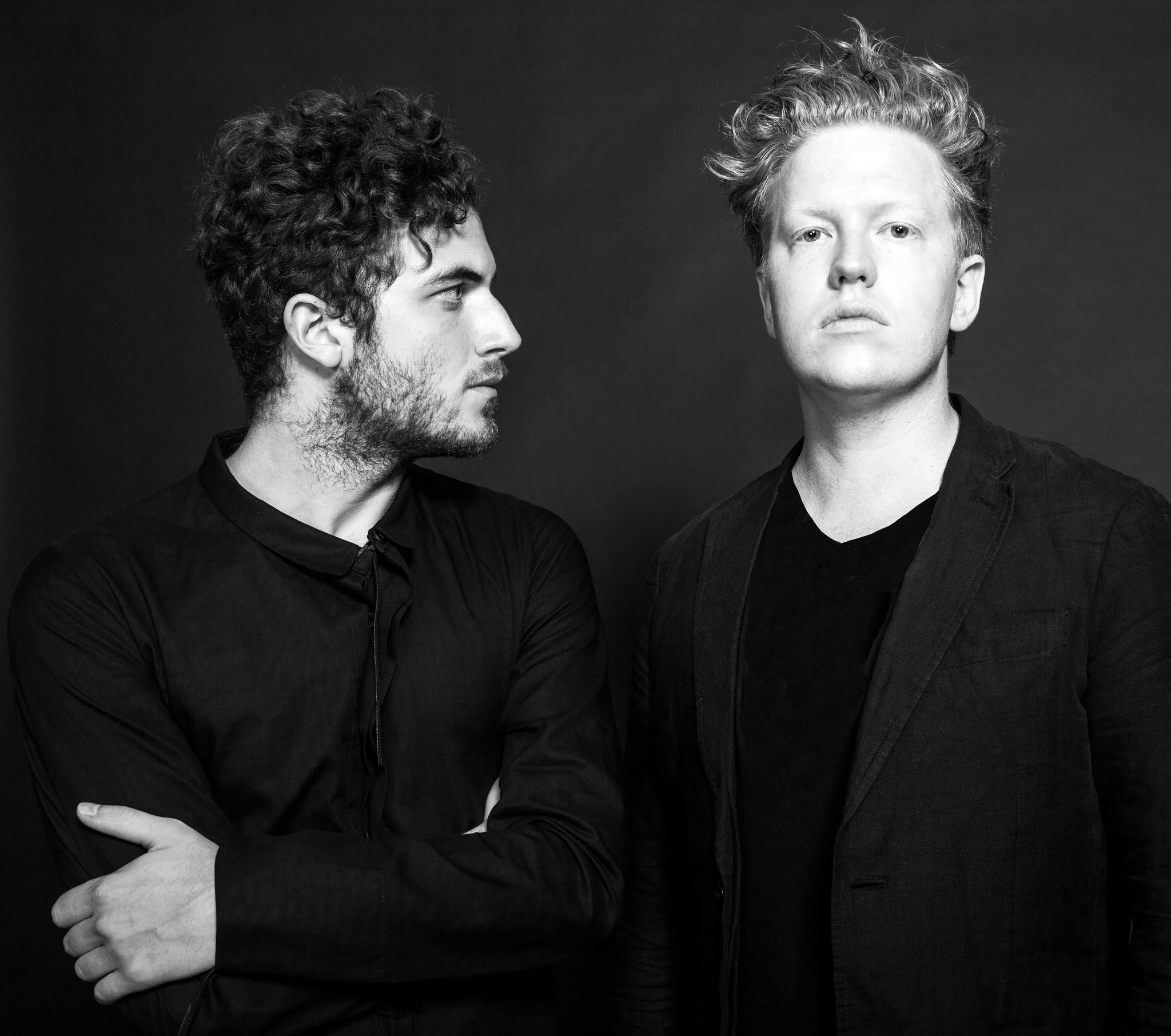 Darkside : Nicolas Jaar & Dave Harrington