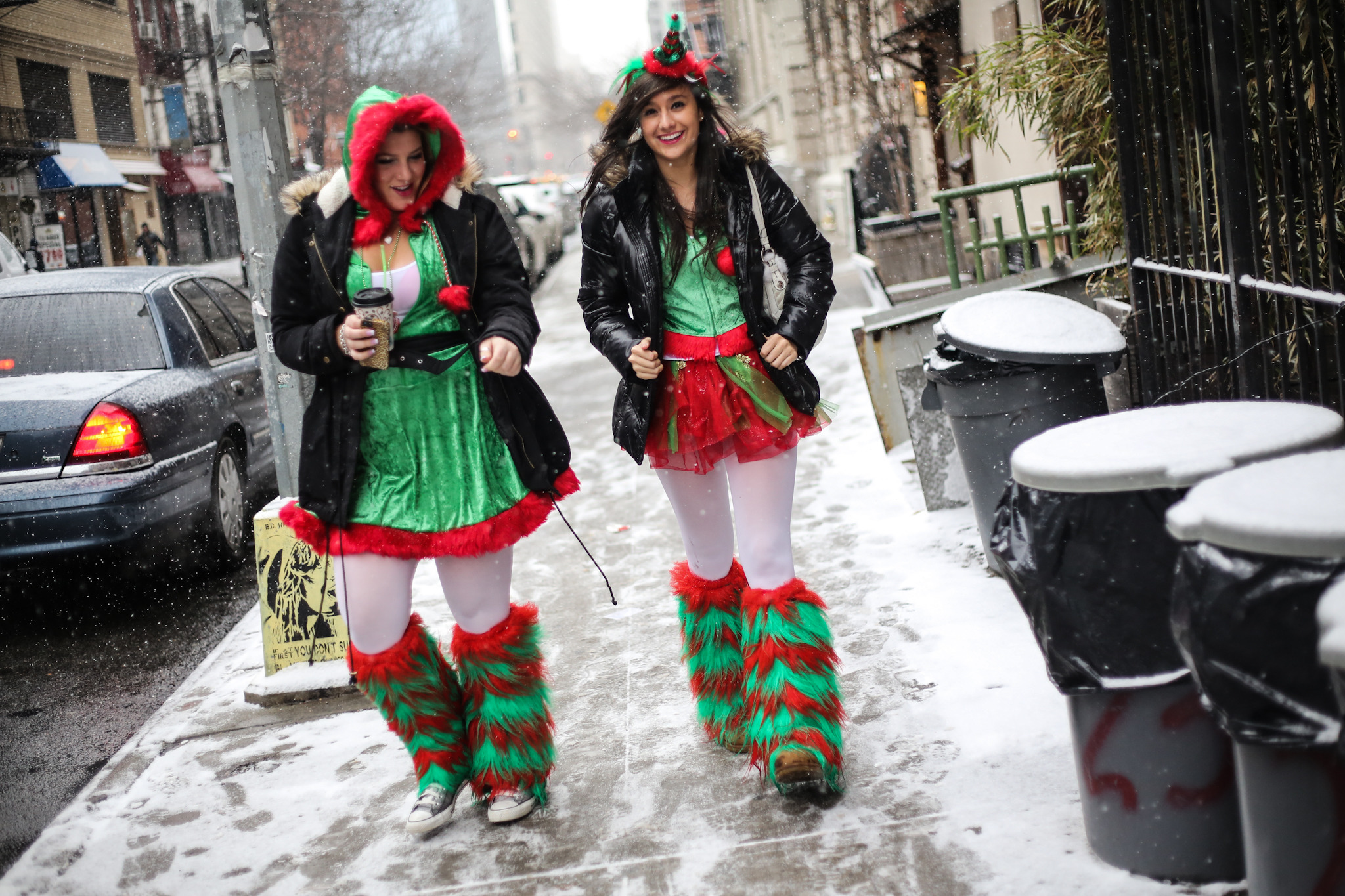 Tomorrow's SantaCon festivities limited to participating bars only