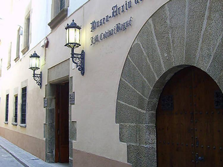Museu-Arxiu Municipal de Calella Josep M. Codina i Bagué i Pinacoteca Gallart