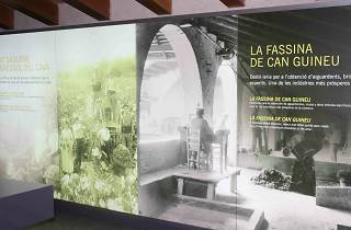 Centre d'Interpretació del Cava La Fassina