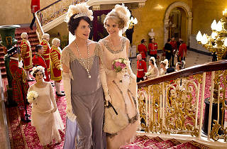 A 'Downton Abbey' movie could be filmed this year