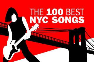 100 best NYC songs