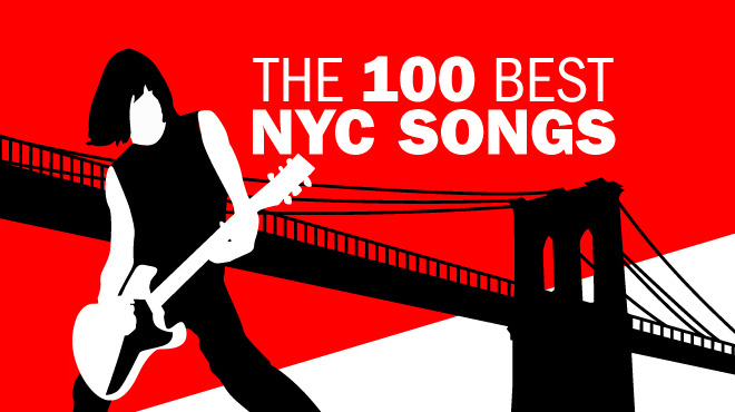 100 best NYC songs