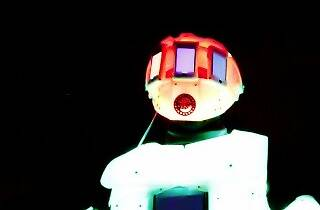 SonarKids 2013: 'BR2'. L'espectacle de robots lluminosos de Brodas Bros