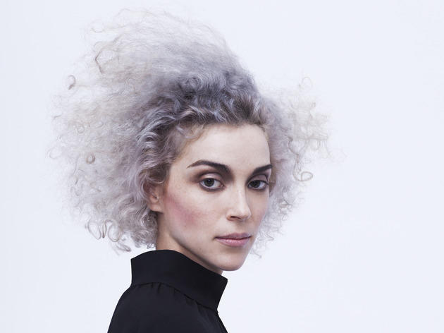 St. Vincent + Martha Wainwright + Elysian Fields + Joan As Police Woman + Very Special Guest