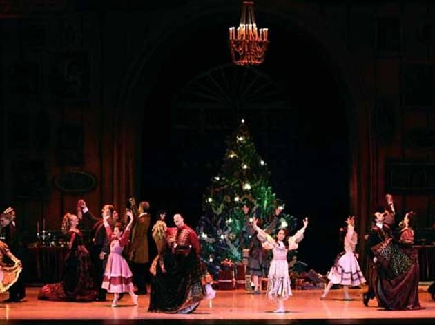 "Long Beach Ballet performs ""The Nutcracker"""