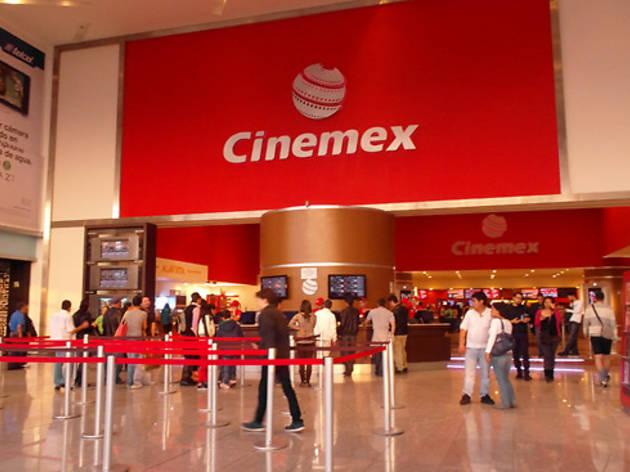 Cinemex Parque Delta