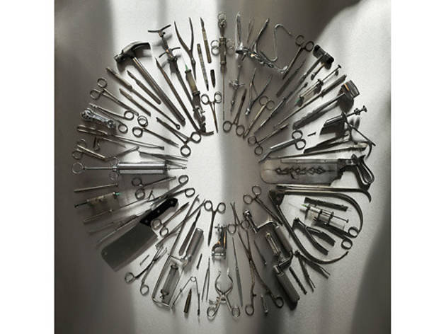 Carcass, Surgical Steel