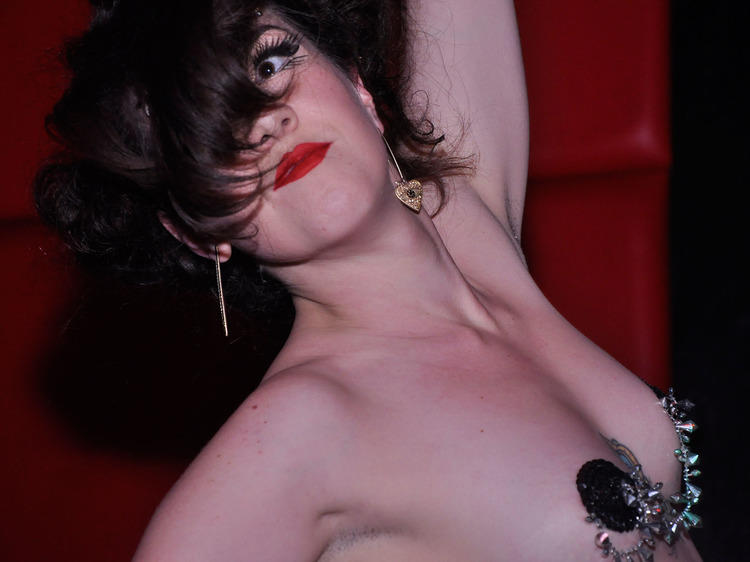 Photos: Excelsior Burlesque's We Are Not Amused
