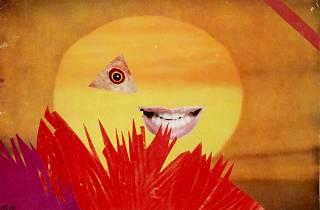 Hannah Höch ('Kleine Sonne (Little Sun)', 1969)