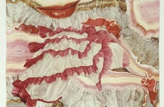 Hannah Höch ('Um Einen Roten Mund ( About a Red Mouth)', 1967)