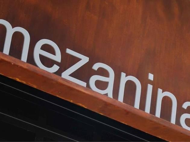 mezanina