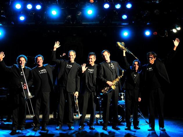 Festa Major de Sants 2015: La Vella Dixieland
