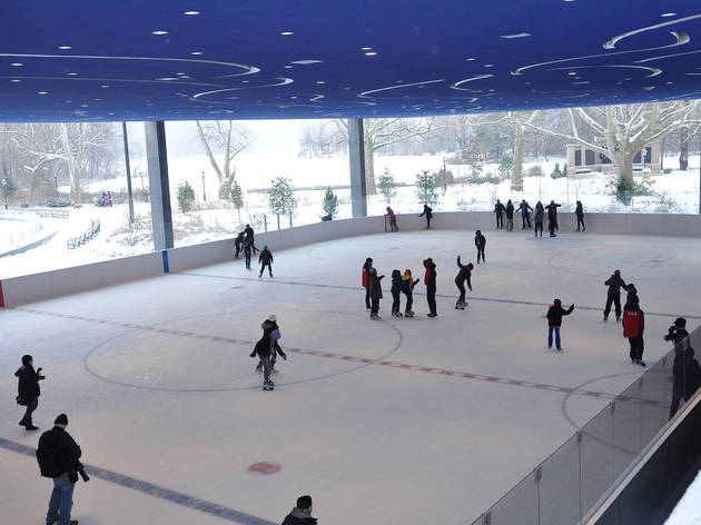 LeFrak Center at Lakeside in Prospect Park