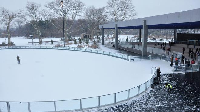 LeFrak Center at Lakeside in Prospect Park