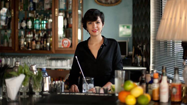 Ana Padilla Bartender