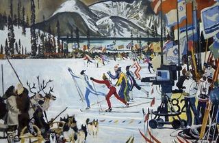 Andrey Bliok ('Festival of the North in Kirovsk', 19727)