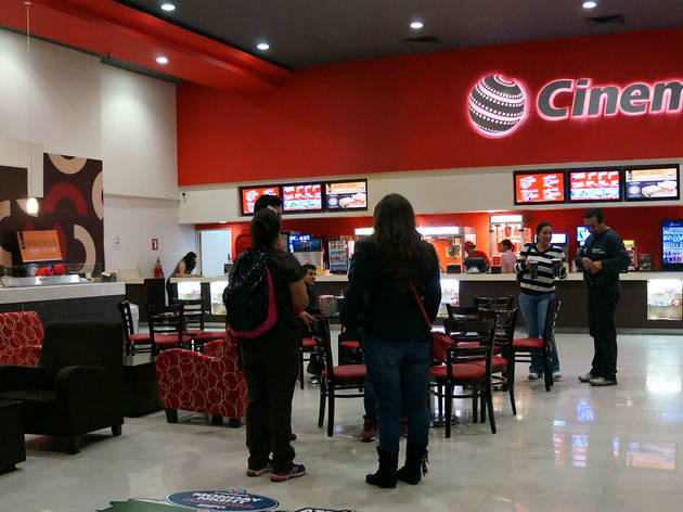 Cinemex Prado Coapa