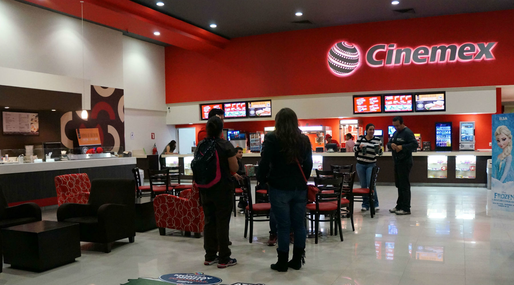 Cinemex Coapa