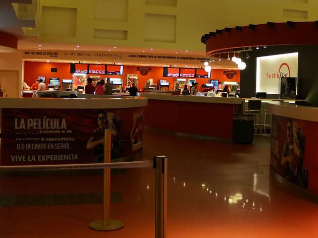 Cinemex Mundo E