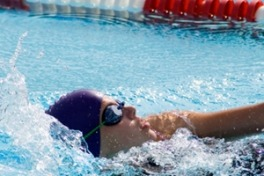 Adult swim drills at Physique Swimming