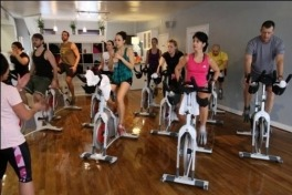 Cycle party with weights