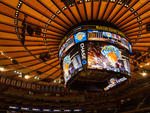 Reopening of Madison Square Garden