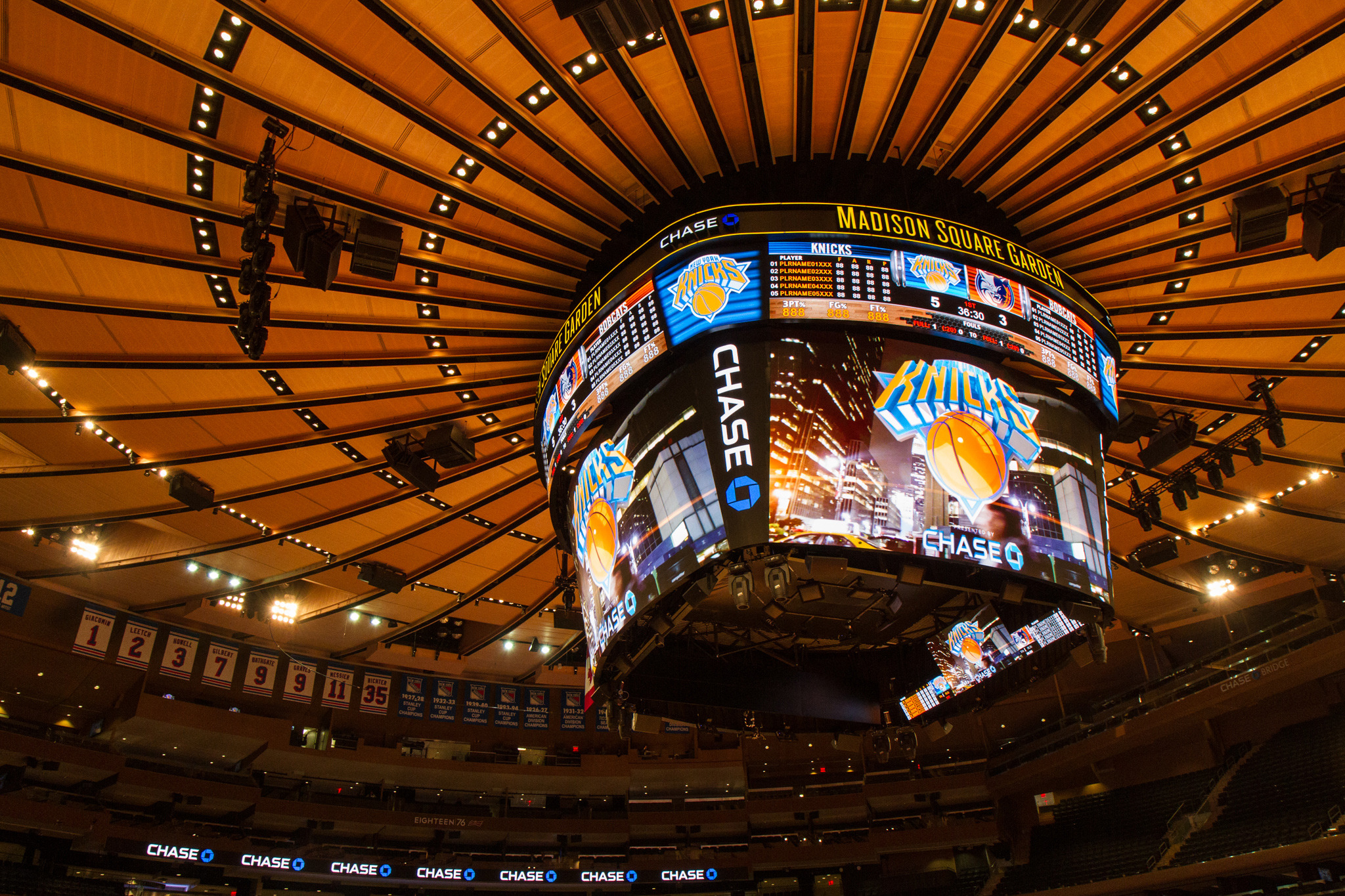 Madison Square Garden All-Access Tour | Things to do in New York