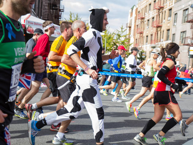 The NYC Marathon road closures you should know for 2019