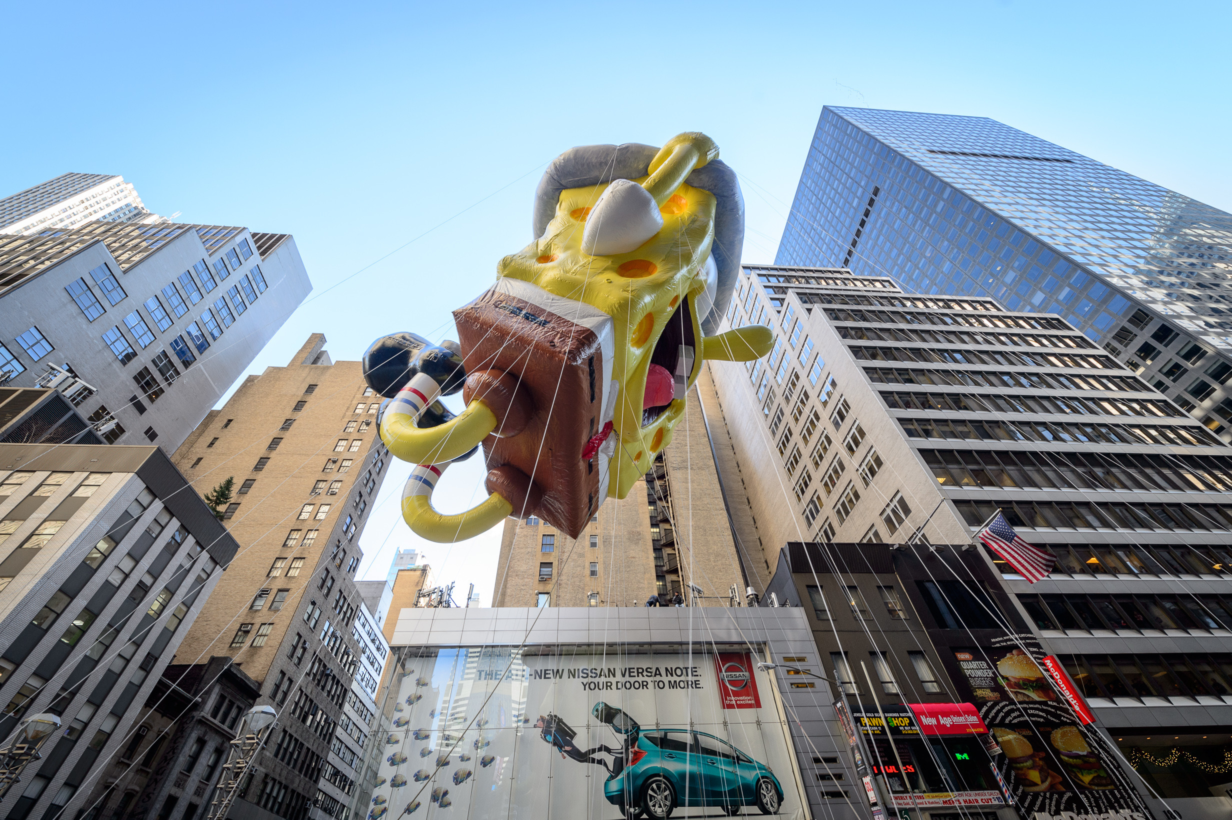 Photos: 2013 Macy's Thanksgiving Day Parade