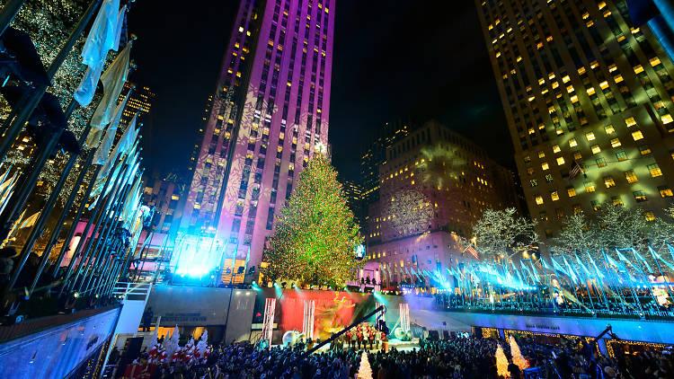Rockefeller Center Christmas Tree 2013
