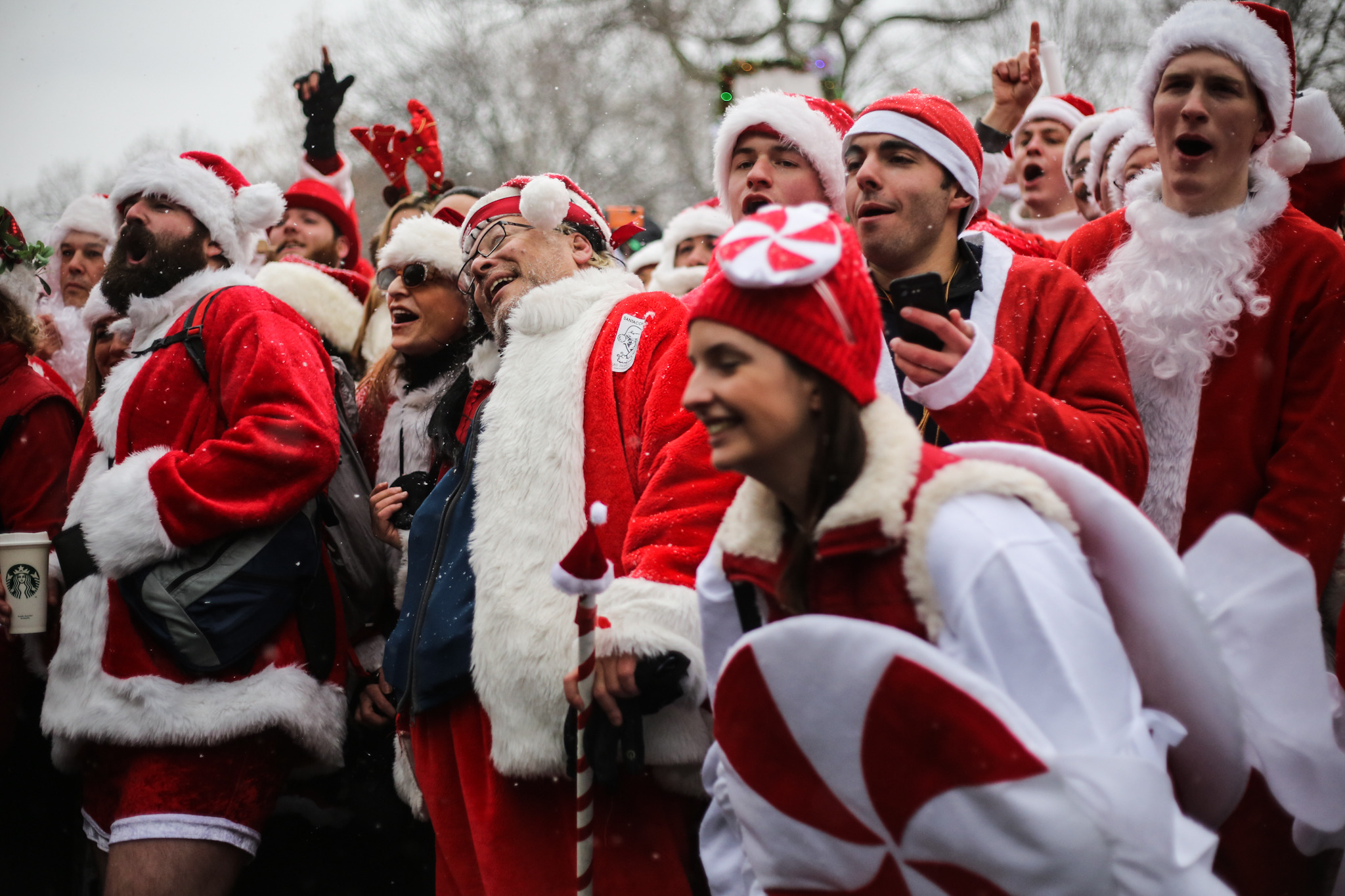 SantaCon is coming back on December 10