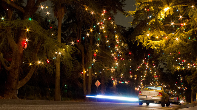 Where to see holiday lights