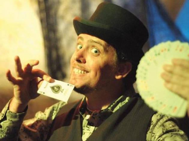 Dimarts màgics: Matthew Wright