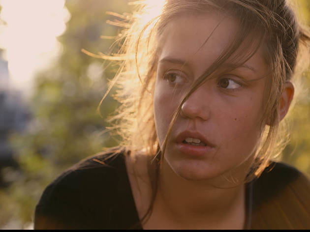 Outdoor cinema 2014: La vie d'Adèle (Blue Is the Warmest Colour)