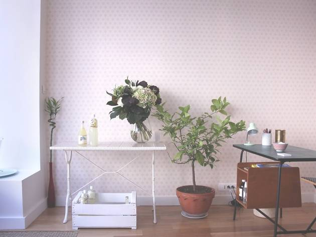 Un massage au yuzu • Yuzuka