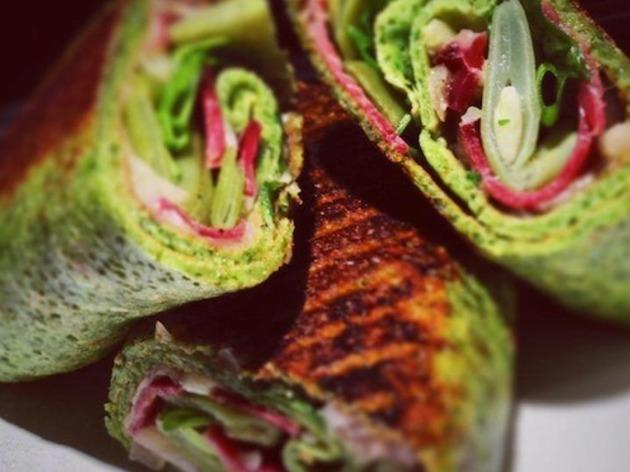 De la street-food aveyronnaise chez Caluc