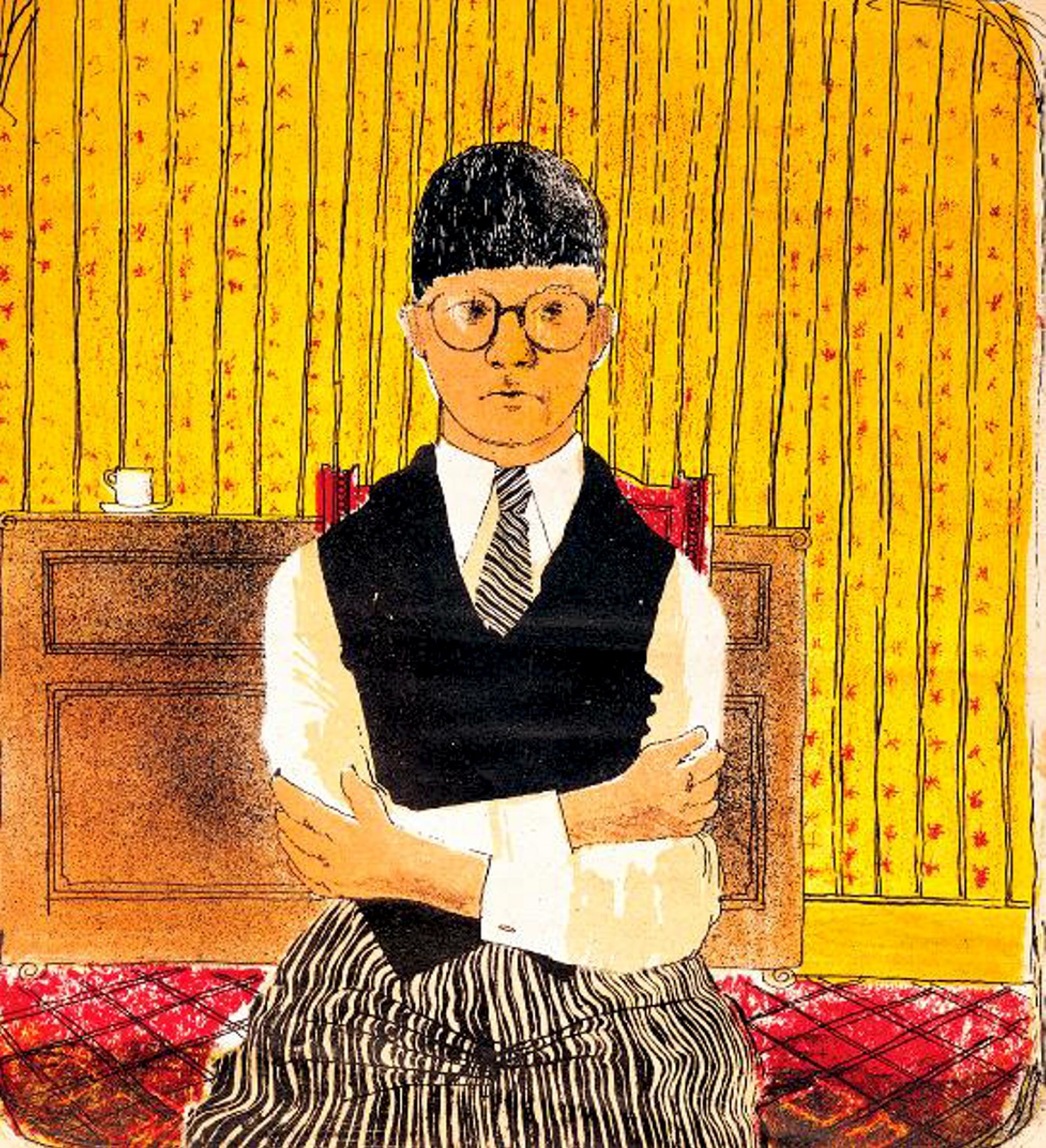 David Hockney at the RA