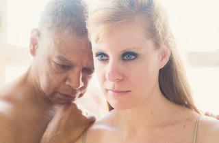 Ishmael Houston-Jones and Emily Wexler perform at American Realness