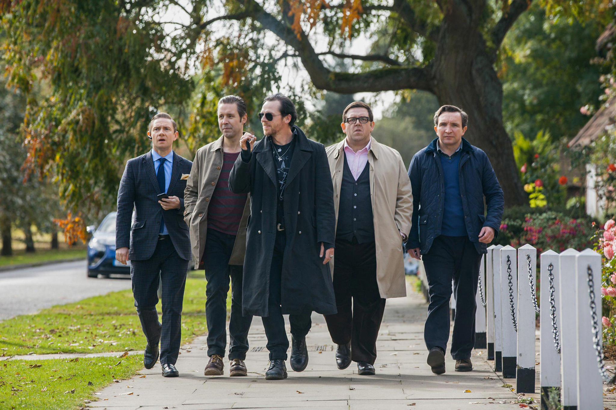 9. The World's End