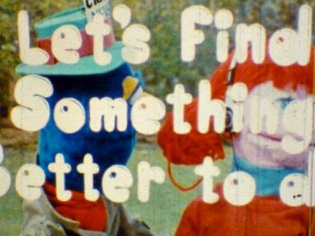 Lost & Found Film Club: Clowns, Mimes & Puppetry Crimes