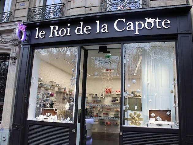 Le roi de la capote (© Time Out Paris)