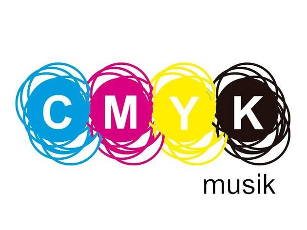CMYKmusik