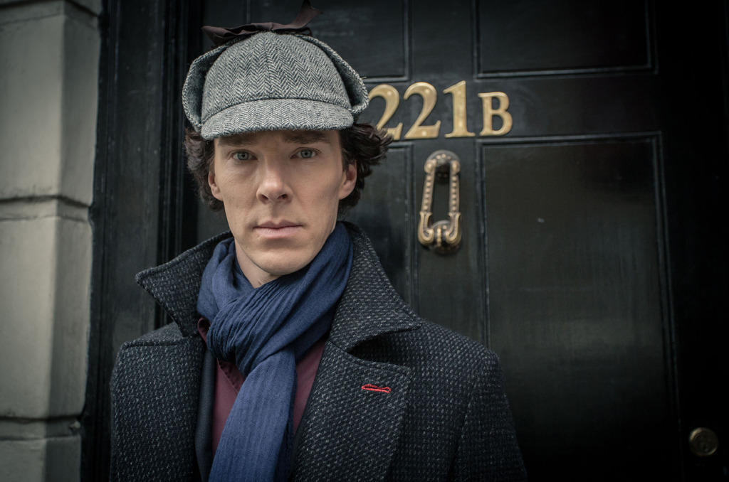 The game is on! Benedict Cumberbatch is hosting 'Saturday Night Live' next month