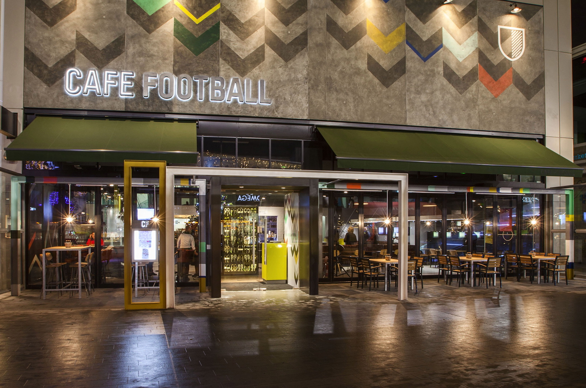 Café  Football