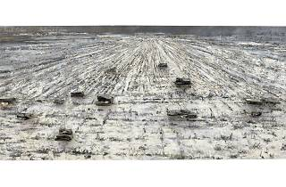 Anselm Kiefer ('For Paul Celan, Ash Flowers', 2006)