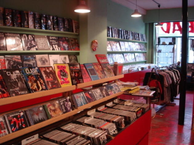 Record stores in Paris