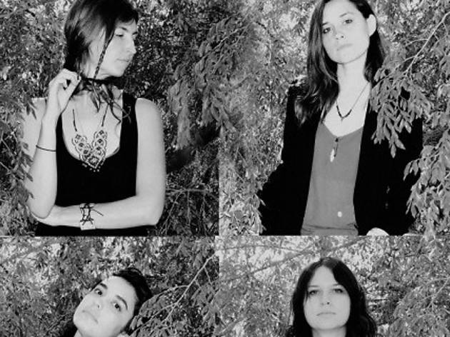 Warpaint + All We Are