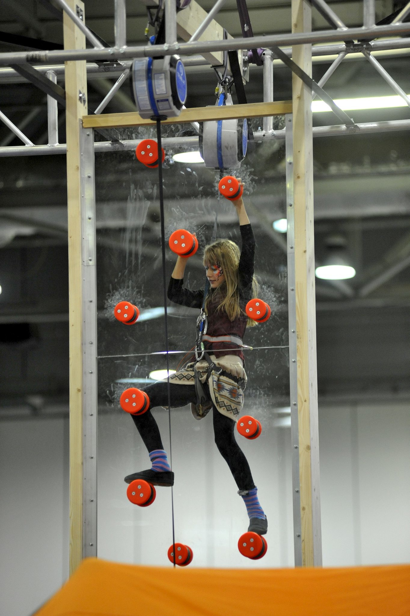 The Telegraph Outdoor Adventure and Travel Show