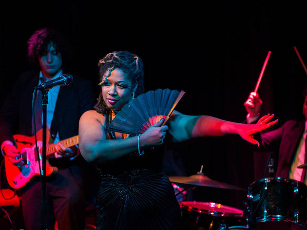 Empire Beats' Juke Joint Revue New Year's Eve